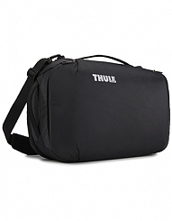 Дорожная сумка Thule Subterra Convertible Carry On 40L - Black, черный