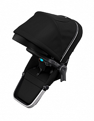 Второй прогулочный блок Thule Sleek Sibling Seat, Midnight Black