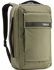 Сумка-рюкзак Thule Paramount Convertible Laptop Bag 16L - Olivine, оливковый