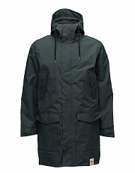 Куртка мужская Tretorn Mens Rain Jacket from the Sea, зеленый