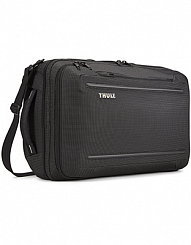 Дорожная сумка Thule Crossover 2 Convertible Carry On - Black, черный