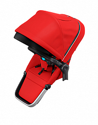 Второй прогулочный блок Thule Sleek Sibling Seat, Energy Red
