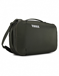Дорожная сумка Thule Subterra Convertible Carry On 40L - Dark Forest, т-зеленый