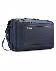 Дорожная сумка Thule Crossover 2 Convertible Carry On - Dress Blue, синий
